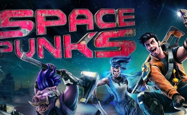 Space Punks: Neues Action-Rollenspiel in der Pipeline