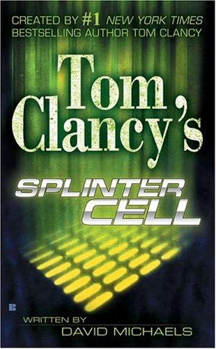 Splinter Cell: Buch ein riesen Erfolg