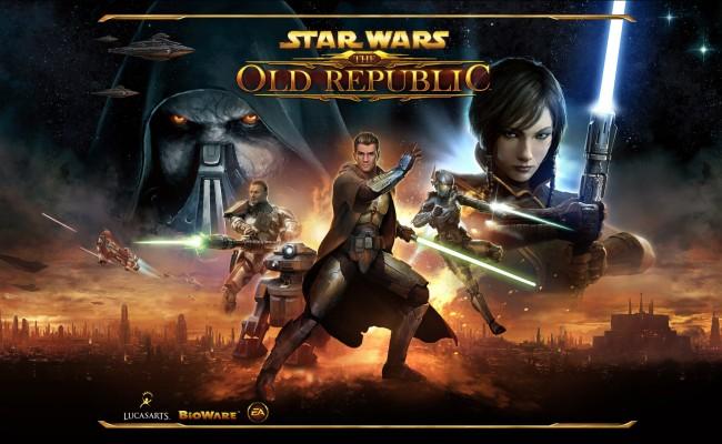 Star Wars - The Old Republic: Free2Play-Fassung auf Steam