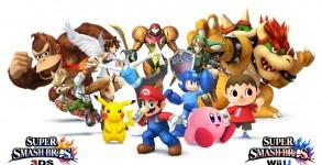 Super Smash Bros: Pac-Man als spielbarer Charakter