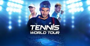 Tennis World Tour: Umfangreiches Update in Arbeit