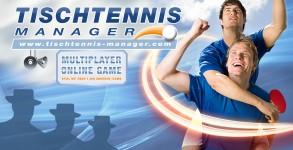 Tischtennis Manager: Tischtennis online spielen