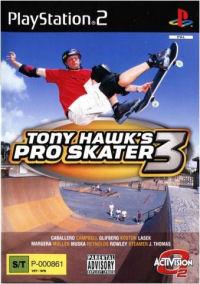Cover :: Tony Hawks Pro Skater 3