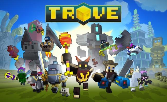 Trove: Battle Royale-Modus angekündigt