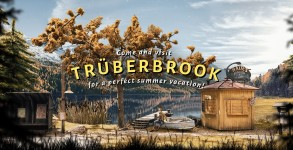 Trüberbrook: A Nerd Saves the World