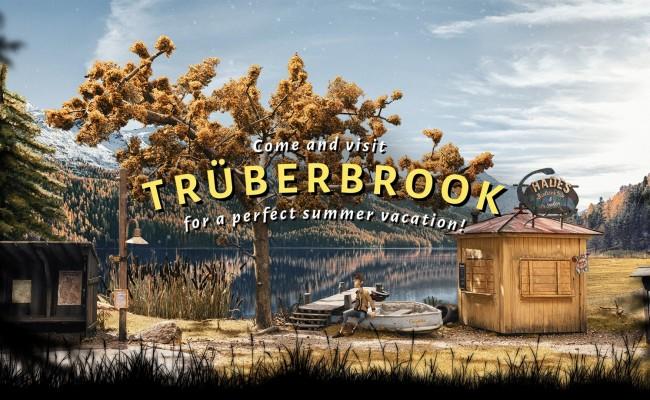 Trüberbrook: A Nerd Saves the World