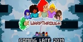 WarpThrough: 2D-Arcade-Plattformer angekündigt