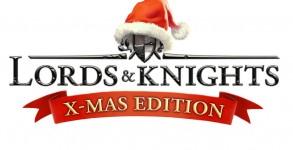 Lords & Knights: X-Mas Edition veröffentlicht