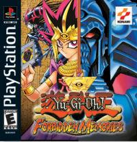 Cover :: Yu-Gi-Oh! Forbidden Memories